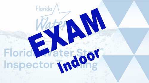Florida Water Star Exam: Indoor Questions