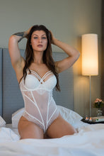 Load image into Gallery viewer, Dream Bodysuit White Lace