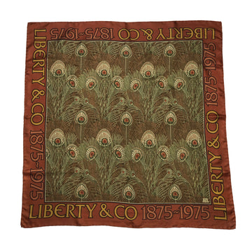1975 Liberty of London Hera Scarf 100th Anniversary