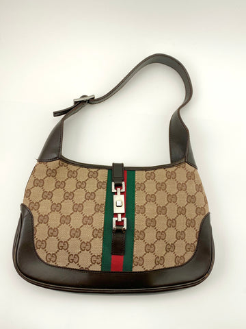 Small Gucci Jackie Hobo Bag