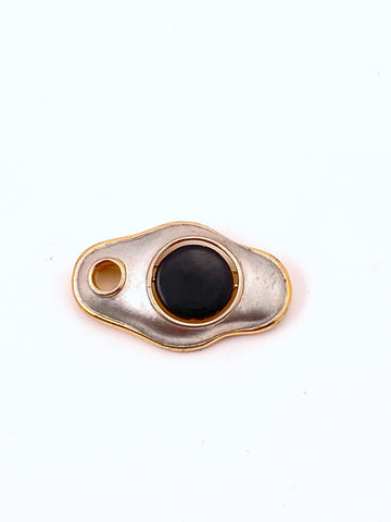 1960's PIERRE CARDIN Reversible Brooch