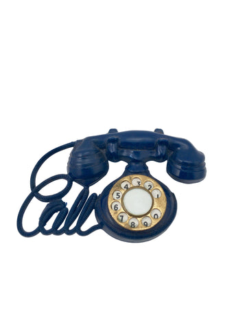 1940s Early Plastic Phone Pin
