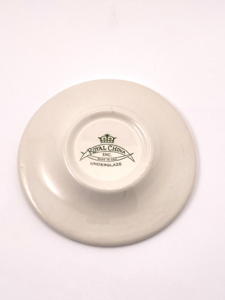 Vintage Racquet Club Ashtray