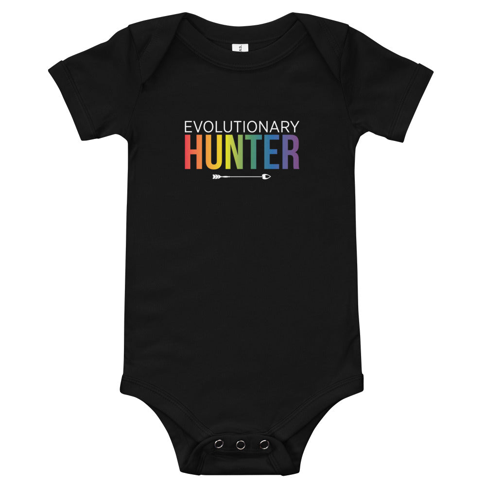 Evolutionary Hunter Pride Baby Overall