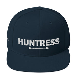 Huntress Snapback Hat