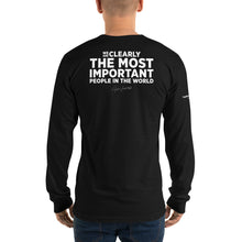Load image into Gallery viewer, Evolutionary Hunter Pride Long sleeve t-shirt