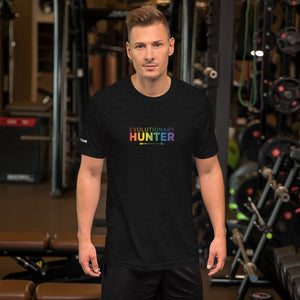 Evolutionary Hunter Pride Short-Sleeve Unisex T-Shirt