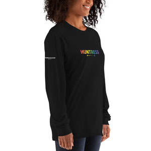 Huntress Pride Long sleeve t-shirt