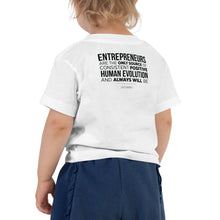 Load image into Gallery viewer, Huntress in Training Toddler Short Sleeve Tee