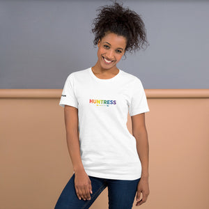 Huntress Pride Short-Sleeve Unisex T-Shirt