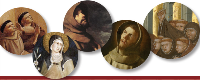 The most complete book ever published for praying with St. Francis and St. Clare