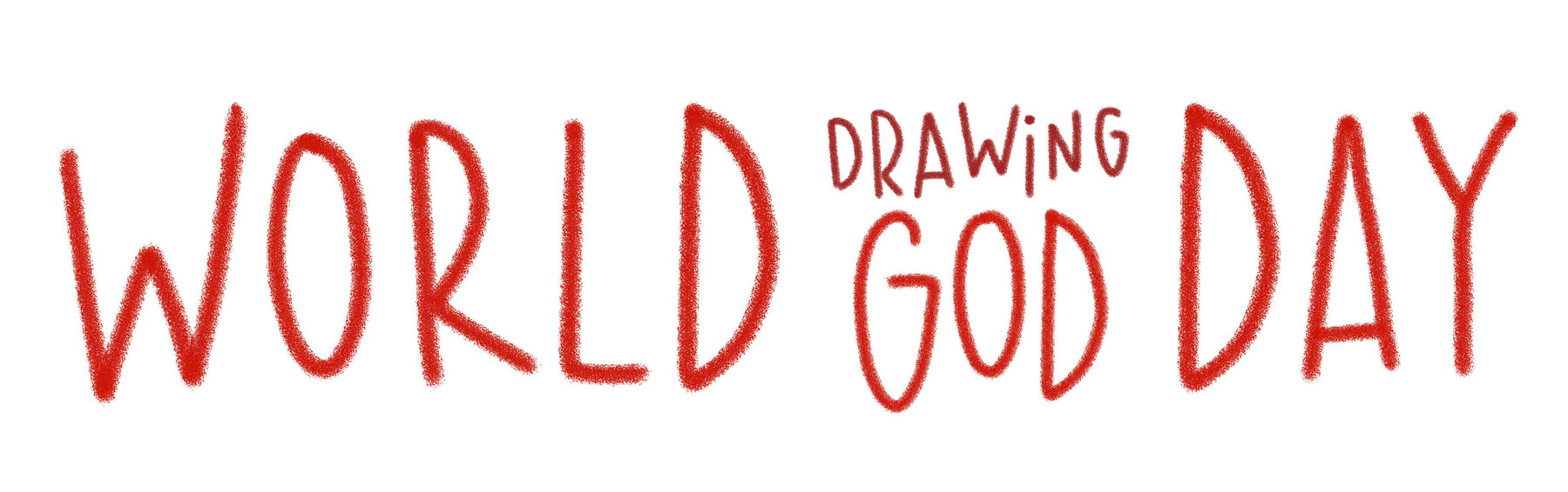 World Drawing God Day | November 7th, 2019