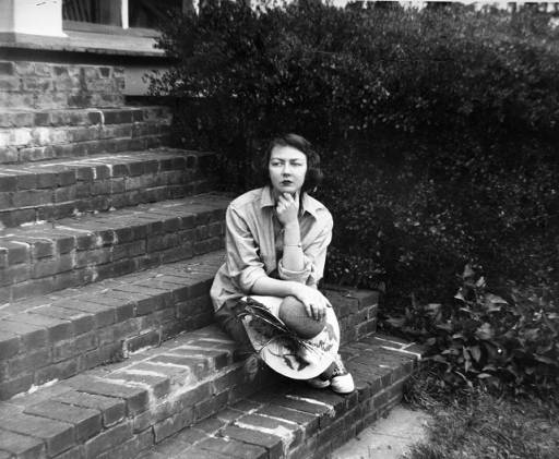 Poems from the Porch of Flannery O'Connor