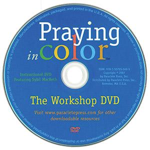 Praying in Color DVD - Paraclete Press