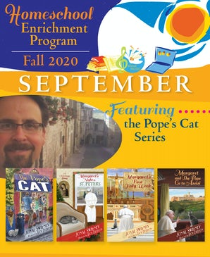 Meet Margaret the Cat: And Learn about Italy, Vatican City, and What Popes Do