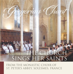The Church Sings her Saints I
