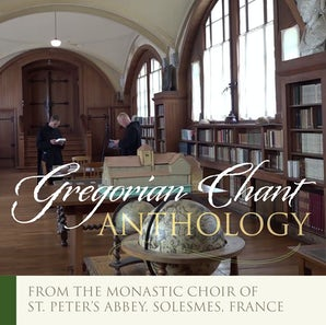 Gregorian Anthology