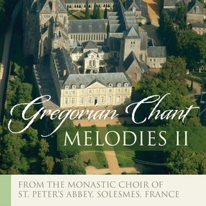 Gregorian Melodies II - Paraclete Press