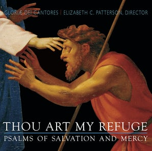 Thou Art My Refuge: Psalms of Salvation and Mercy - Paraclete Press