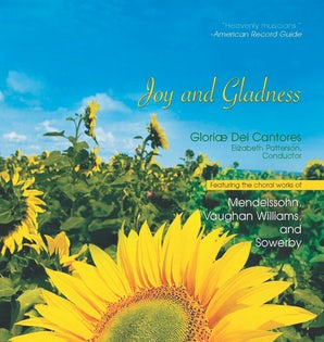 Joy And Gladness - Paraclete Press