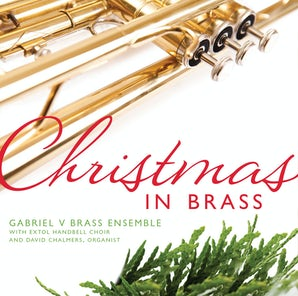 Christmas in Brass - Paraclete Press