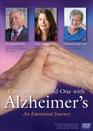 Caring for a Loved One with Alzheimer's - Paraclete Press