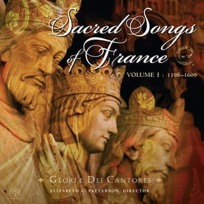 Sacred Songs of France 1198-1609