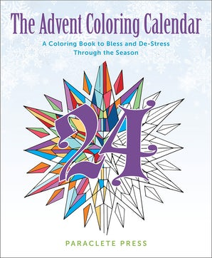 The Advent Coloring Calendar - Paraclete Press