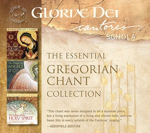 Essential Gregorian Chant Collection