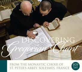 Discovering Gregorian Chant Set - Paraclete Press