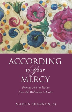 According to Your Mercy (E-subscription) - Paraclete Press