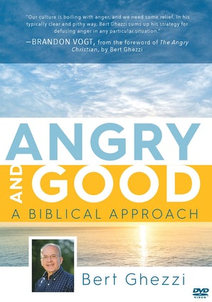 Angry and Good - Paraclete Press