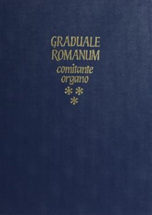 Graduale Romanum Organum Vol III - Paraclete Press