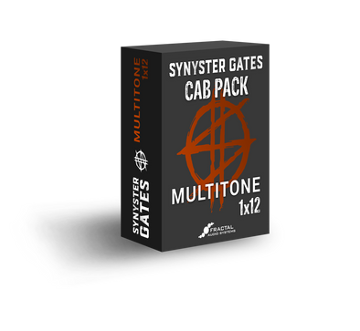 Synyster Gates 1x12 MultiTone, based on a Polytone™ 102 amplifier for Axe-Fx III, Axe-Fx II, AX8