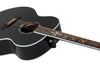 Synyster Gates Autographed Acoustic Guitar Gloss Black 'SYN J' with Fishman Sonicore Piezo Pickups by Schecter Guitar Research 3703