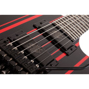 Synyster Gates Exclusive Autographed RED RUM Guitar
