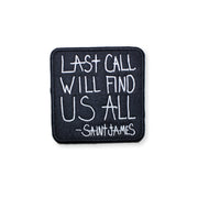 'Last Call' Patch Small