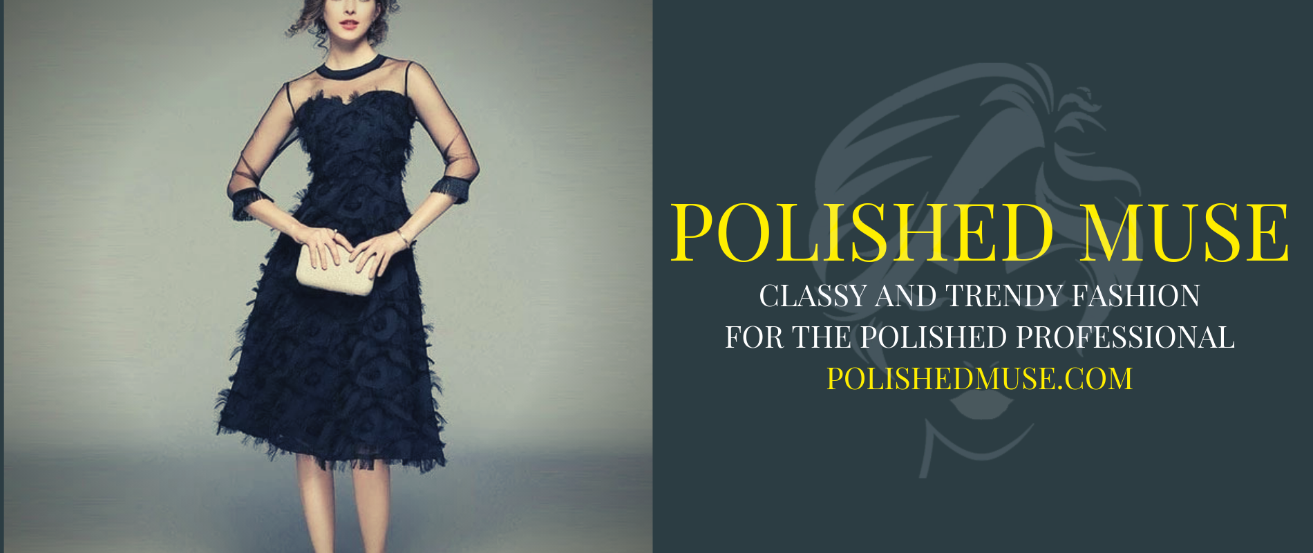 Shop classy and professional fashion by Polished Muse
