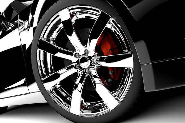 How To Clean Rims (and Polish Chrome Rims!) Like a Pro (DIY)