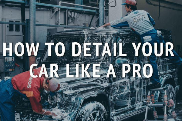 How To Detail Your Car's Exterior Like A Pro (14 Tips & Tricks)