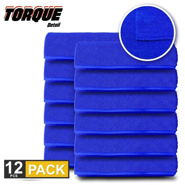 Microfiber Towels - Designed for Professional Detailing - 16
