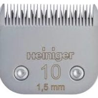 Heiniger A5 snap on Blades