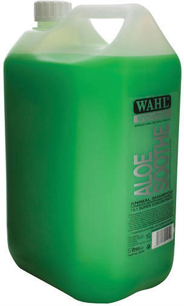 Wahl Shampoo Aloe Soothe 500ml to 5L