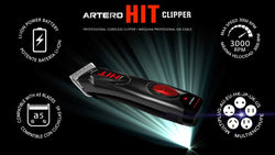 Artero Hit Cordless Clipper