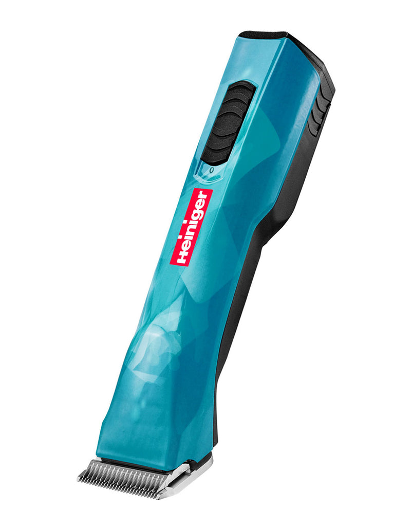 HEINIGER OPAL PROFESSIONAL CLIPPER 7.2V 2.8Ah With 2 BATTERIES