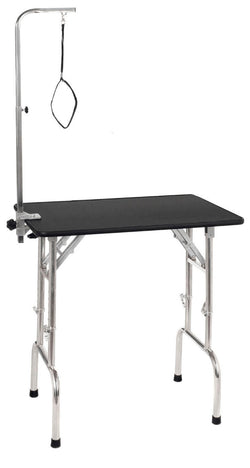 Grooming Table Folding Medium Adjust