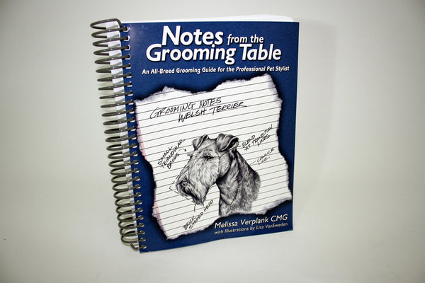 Book Notes From The Grooming Table