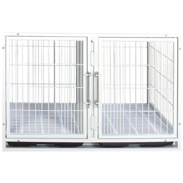Modular Waiting Cage Double