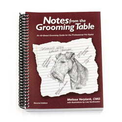 Book Notes From The Grooming Table 2nd Edition