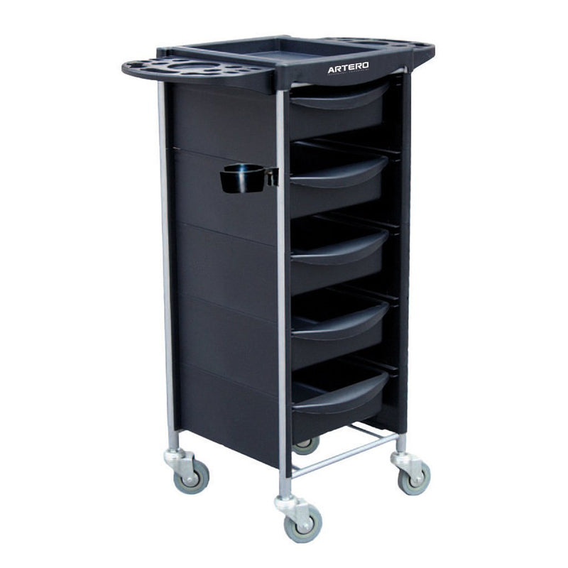 5 Tray Grooming Trolly